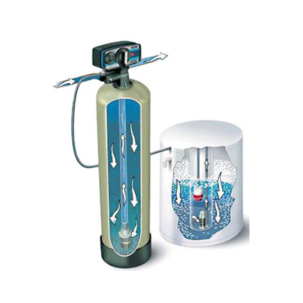 Single Otomatik Yumuşatma Filtrasyon Sistemi