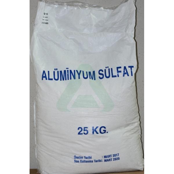 Alüminyum Sülfat
